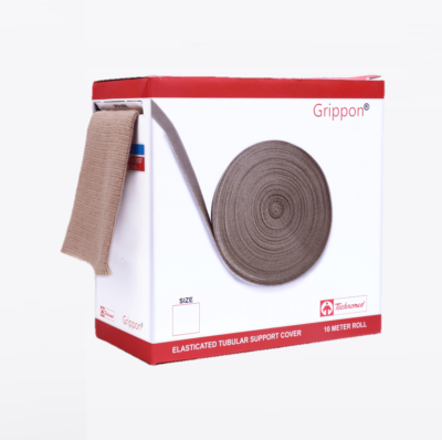 GRIPPON ELASTICATED TUBULAR SUPPORT ROLL (10 Meters) 2