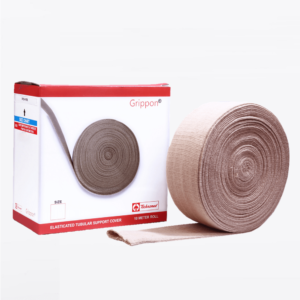 GRIPPON ELASTICATED TUBULAR SUPPORT ROLL (10 Meters)