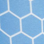 Hexagonal Blue