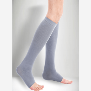 Knee Length Graduated Compression Stockings